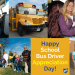 HOORAY FOR SCHOOL BUS DRIVERS!